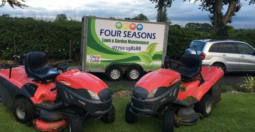 Grass Cutting and Lawn Care